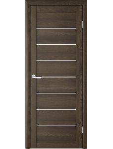 Межкомнатные двери Trend doors ПО T-1 (Дуб оксфорд - Белый акрилат)