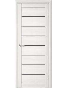 Trend doors ПО T-1 (Лиственница белая - Черный акрилат)