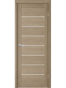 Trend doors ПО T-1 (Лиственница латте - Белый акрилат)