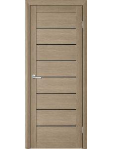 Trend doors ПО T-1 (Лиственница латте - Черный акрилат)