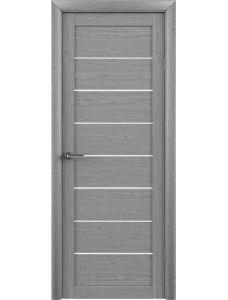 Trend doors ПО T-1 (Ясень дымчатый - Белый акрилат)