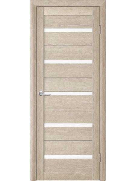 Межкомнатная дверь Trend doors ПО T-2 (Акация кремовая - Белый акрилат)
