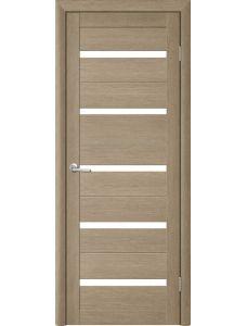Двери Trend doors ПО T-2 (Лиственница латте - Белый акрилат)