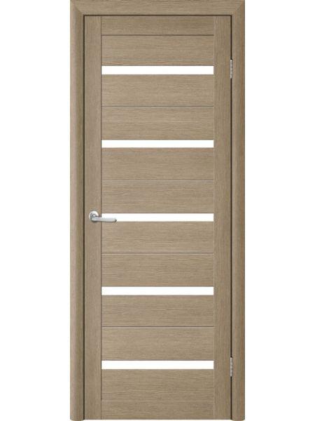 Межкомнатная дверь Trend doors ПО T-2 (Лиственница латте - Белый акрилат)