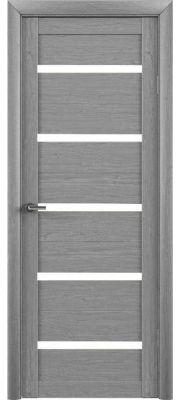 Trend doors ПО T-2 (Ясень дымчатый - Белый акрилат)