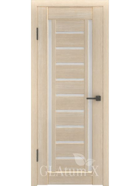 Межкомнатная дверь ВФД GL Atum X11 (Капучино)