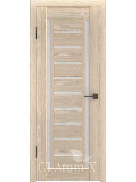 Межкомнатная дверь ВФД GL Atum X13 (Капучино)