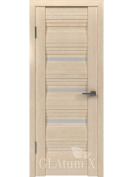Межкомнатная дверь ВФД GL Atum X31 (Капучино)