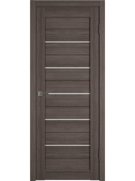 Межкомнатная дверь ВФД GL Atum X5 (Темный пергамент)