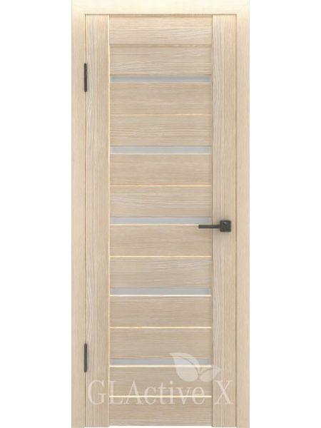 Межкомнатная дверь ВФД GL Atum X7 (Капучино)