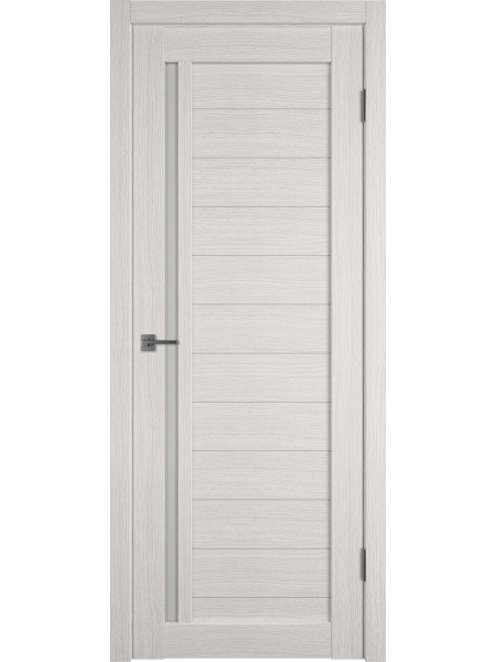 Межкомнатная дверь ВФД GL Atum X9 (Беленый дуб)
