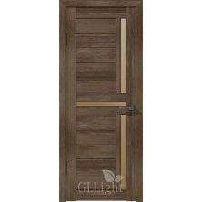 Межкомнатные двери ВФД GL Light 16 (Дyб моккo)