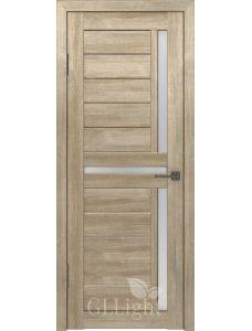 Двери ВФД GL Light 16 (Дуб трюфель)