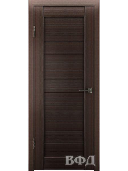 Межкомнатная дверь ВФД LINE 6 (Венге)