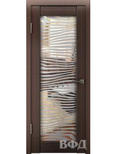ВФД LINE 8 (Венге - Зеркало зебра)