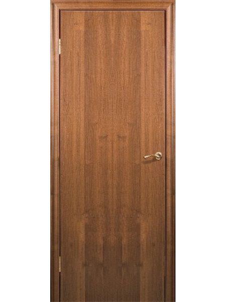 Межкомнатная дверь Краснодеревщик Модель 200 (Орех темный)