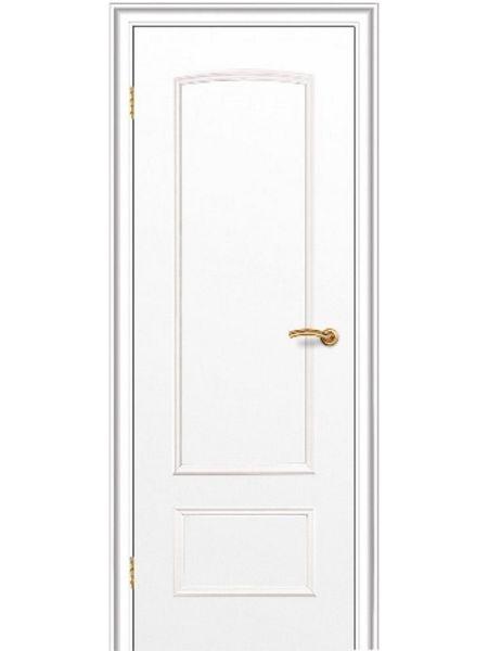 Межкомнатная дверь Краснодеревщик Модель 201 (Белая)