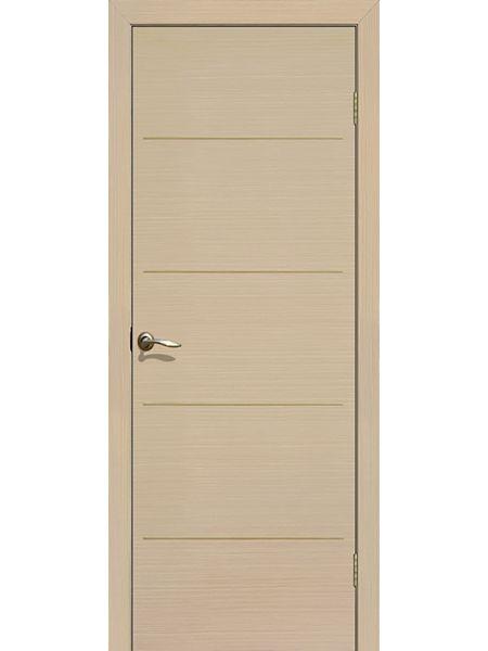 Межкомнатная дверь ПГ Капелла (Беленый дуб)