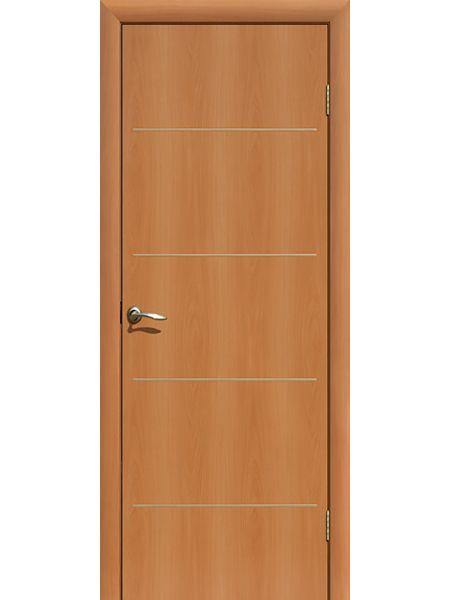 Межкомнатная дверь ПГ Капелла (Миланский орех)