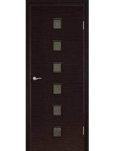 Дверь ПО Квадрат (Венге)