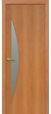 Двери ПО Луна (Миланский орех)