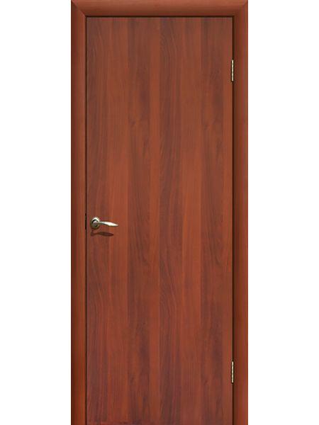Межкомнатная дверь Полотно глухое (Итальянский орех)