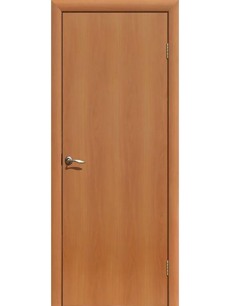 Межкомнатная дверь Полотно глухое (Миланский орех)