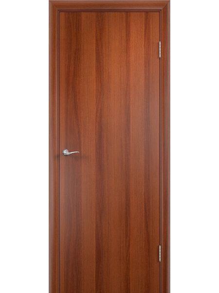 Межкомнатная дверь Верда Полотно глухое (Итальянский орех)