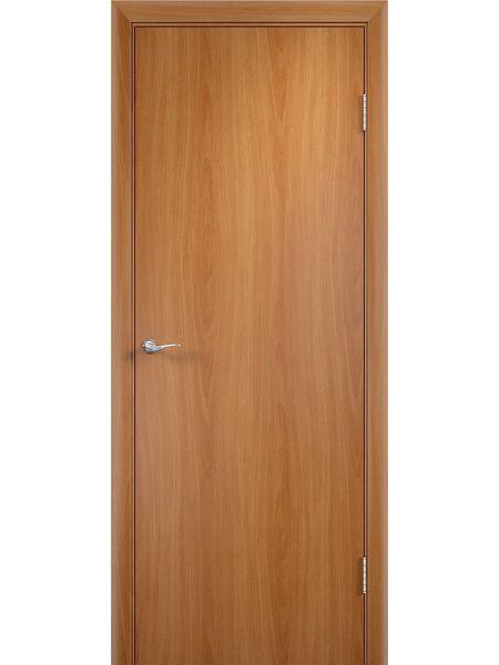 Межкомнатная дверь Верда Полотно глухое (Миланский орех)