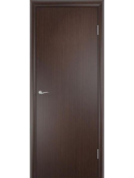 Межкомнатная дверь Верда Полотно глухое (Венге)
