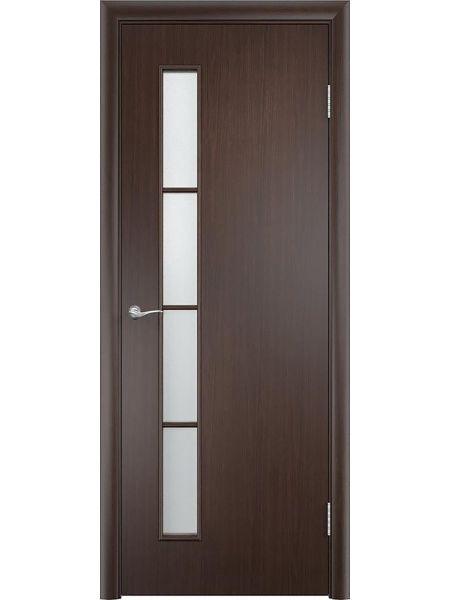 Межкомнатная дверь Верда С-14О (Венге Паллада)
