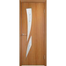 Межкомнатные двери Вердa С-2Ф (Миланский орех)