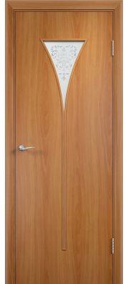 Дверь Верда С-4О (Миланский орех)