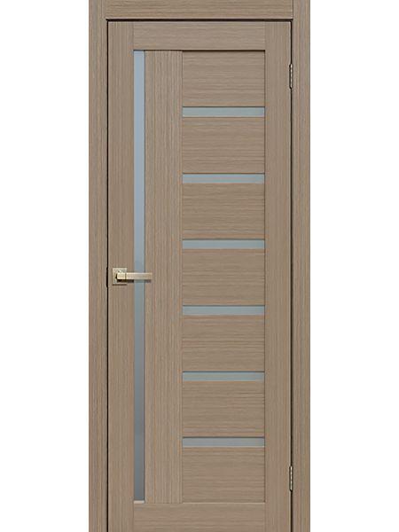 Межкомнатная дверь Fly Doors L-17 (Тиковое дерево 3D)