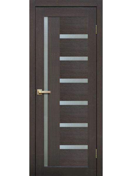 Межкомнатная дверь Fly Doors L-17 (Венге 3D)