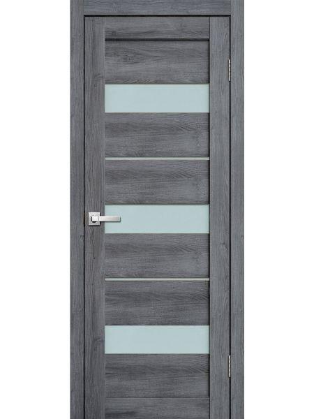Межкомнатная дверь Fly Doors L-20 (Дуб стоун вуд 3D)