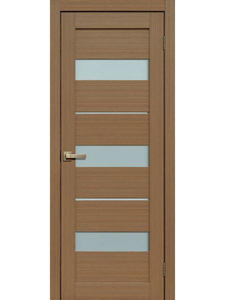 Межкомнатная дверь Fly Doors L-20 (Тиковое дерево 3D)