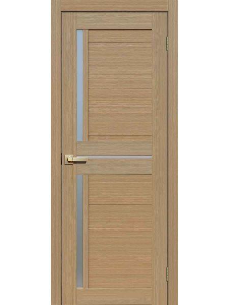 Межкомнатная дверь Fly Doors L-22 (Тиковое дерево 3D)