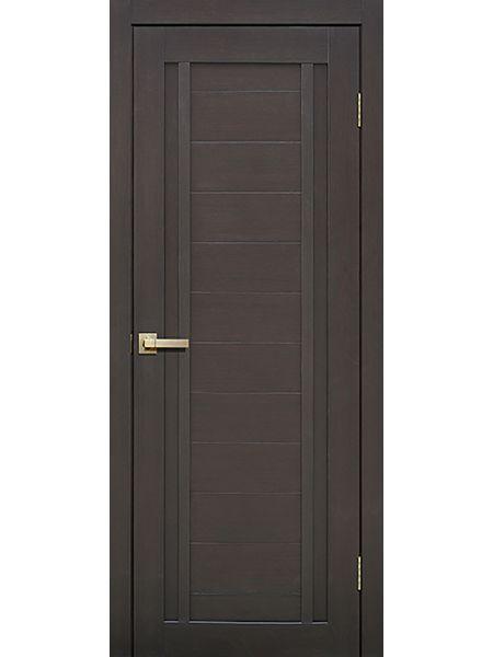 Межкомнатная дверь Fly Doors L-24 (Венге 3D)