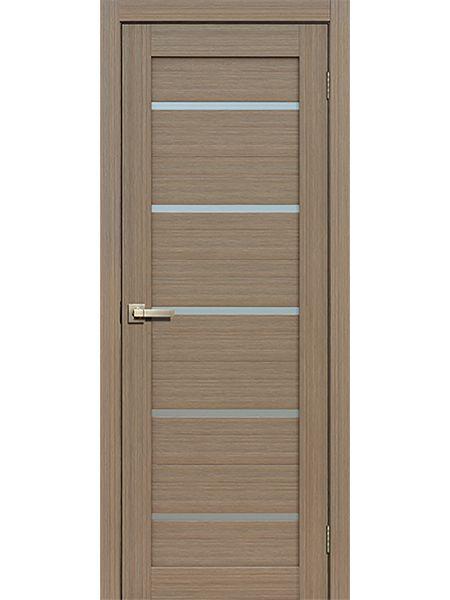 Межкомнатная дверь Fly Doors L-26 (Тиковое дерево 3D)
