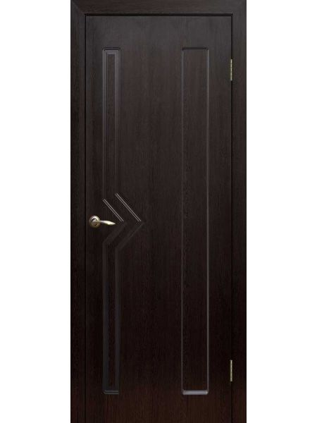 Межкомнатная дверь ПГ Сигма (Венге)