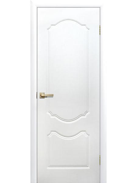 Межкомнатная дверь ПГ Симфония (Белая)