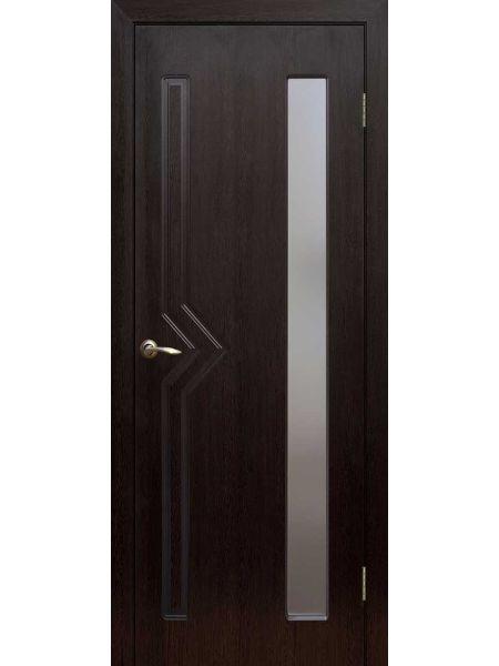 Межкомнатная дверь ПО Сигма (Венге)