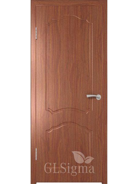 Межкомнатная дверь ВФД GL Sigma 31 ПГ (Итальянский орех)
