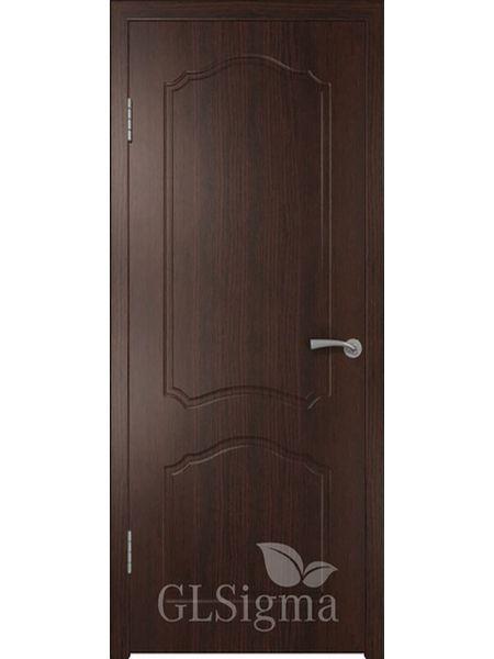 Межкомнатная дверь ВФД GL Sigma 31 ПГ (Венге)