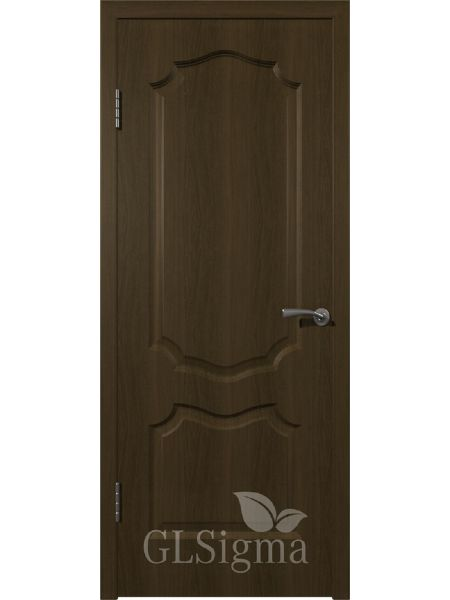 Межкомнатная дверь ВФД GL Sigma 91 ПГ (Ольха браун)