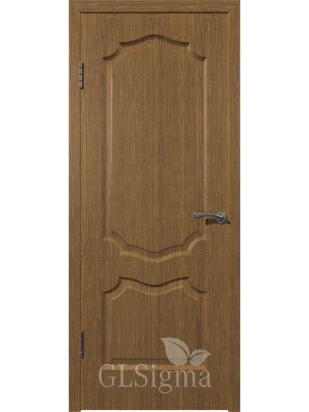 Межкомнатная дверь ВФД GL Sigma 91 ПГ (Ольха голд)