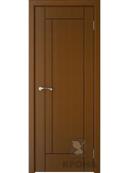 Межкомнатная дверь Крона ПГ Гранада (Орех)