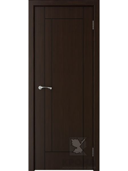 Межкомнатная дверь Крона ПГ Гранада (Темный шоколад)