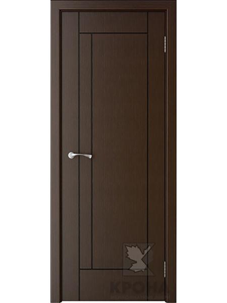 Межкомнатная дверь Крона ПГ Гранада (Венге)